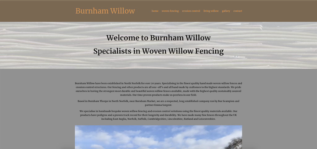 Burnham Willow