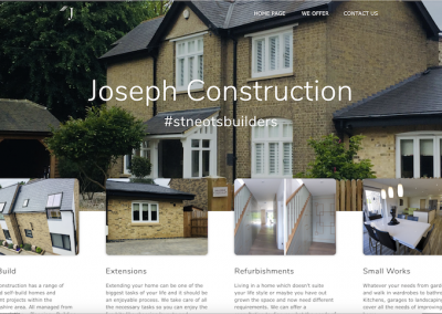 Joseph Construction