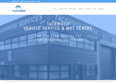 Tackwood Service Centre