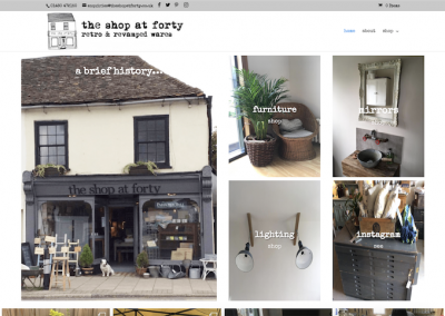 The Shop at Forty