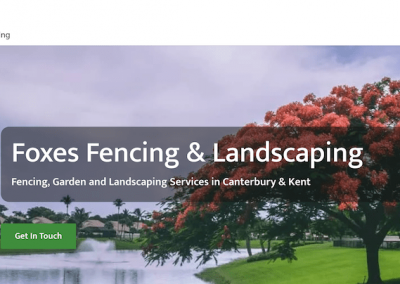 Foxes Fencing & Landscaping
